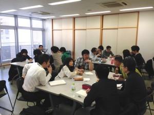 東京話し方教室はあがり症対策の実践練習の回数が多いです