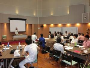 東京話し方教室はあがり対策に特化した講座内容です